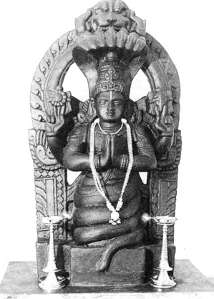 Ojciec klasycznej jogi Patańdżali