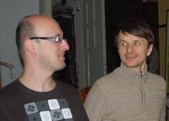 Maciej Wielobób, Piotr Marcinów, joga
