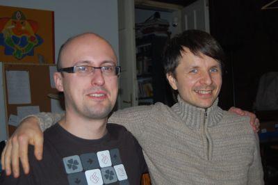 Piotr Marcinów i Maciej Wielobób