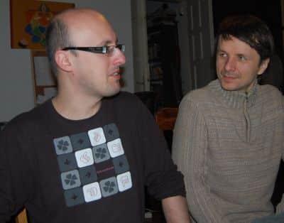 Piotr Marcinów i Maciej Wielobób, joga - wywiad