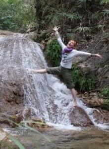 Patrycja Gawlińska - joginka