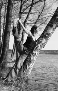 Anna Haracz joga