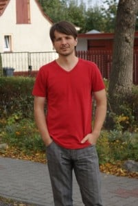 Piotr Marcinów - nauczyciel jogi