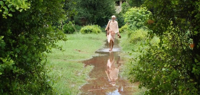 Medytacja chodzenia. Patrycja Gawlińska