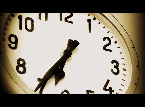Joga - czas