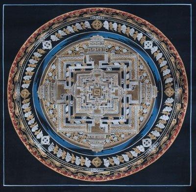 tantra - kalachakra mandala