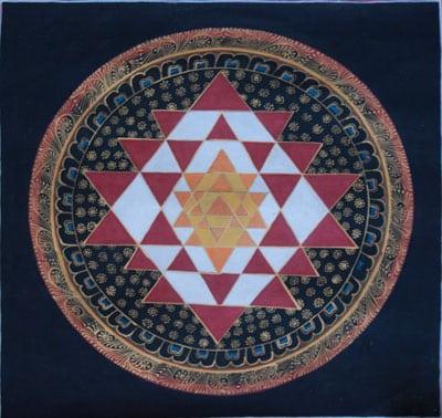 tantra - sri yantra