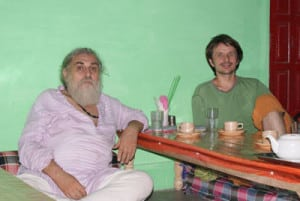 Mark Dyczkowski i Piotr Marcinów - Varanasi