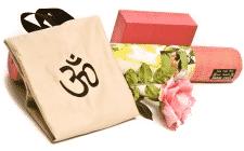 produkty związazne z ćwiczeniem jogi
