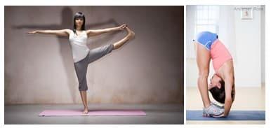 Nike ubrania do jogi