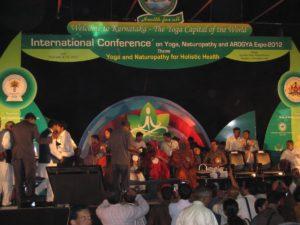 Konferencja jogi