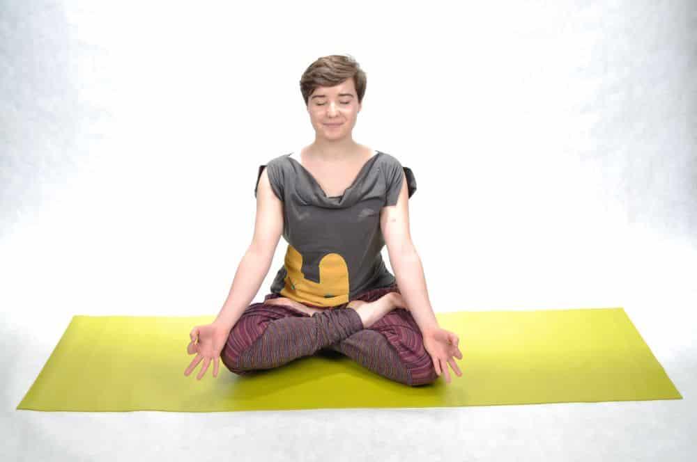 Jak przygotować się do medytacji. Olga Szkonter