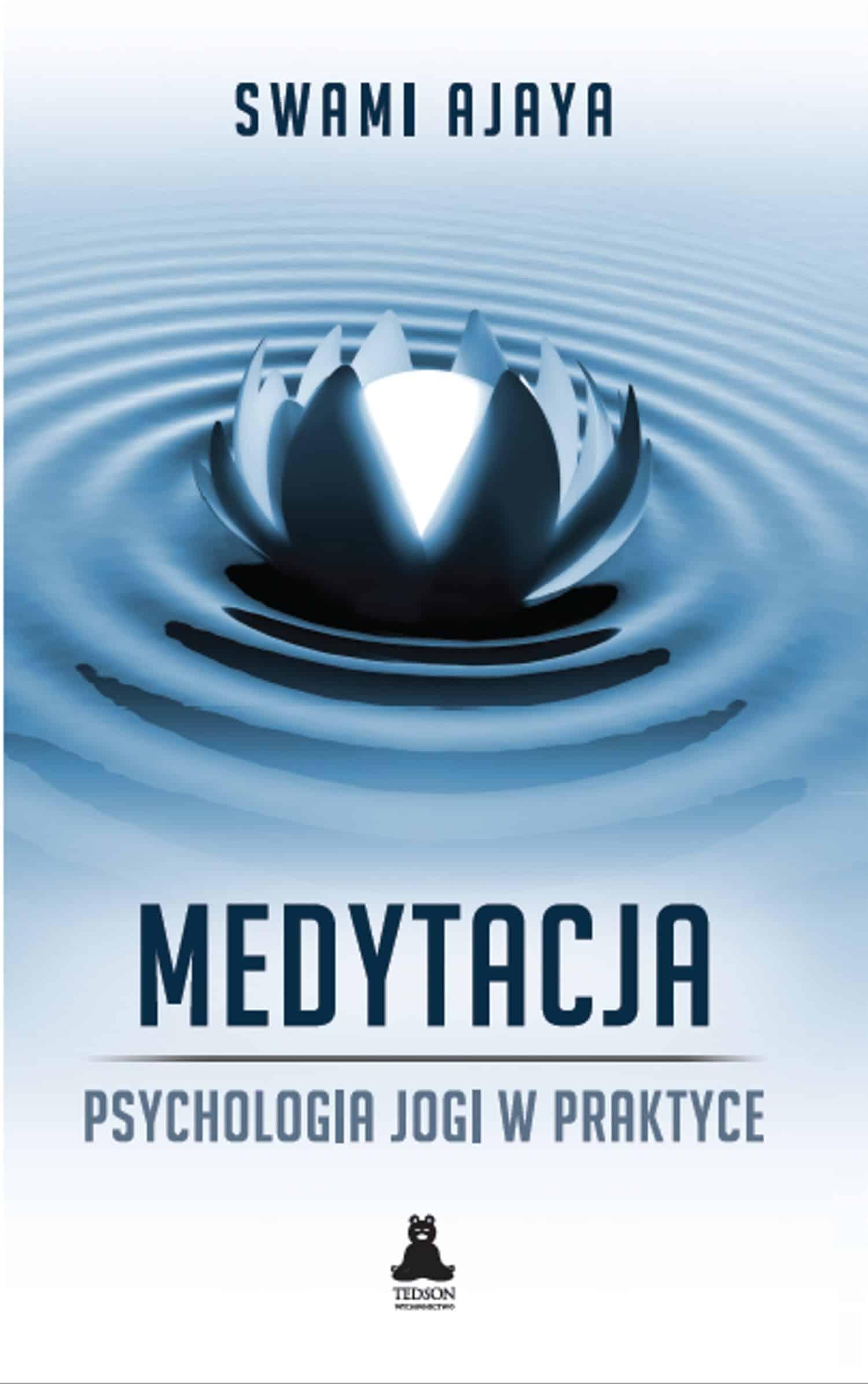 """""""Medytacja. Psychologia jogi w praktyce"""" – recenzja"""