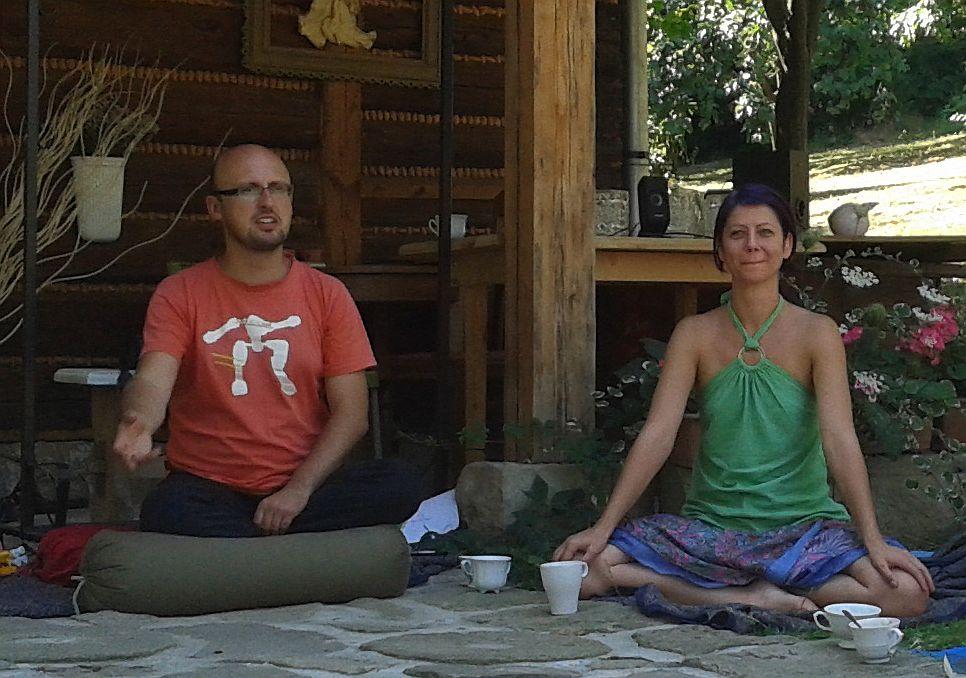 Anna Haracz Maciej Wielobób medytacja