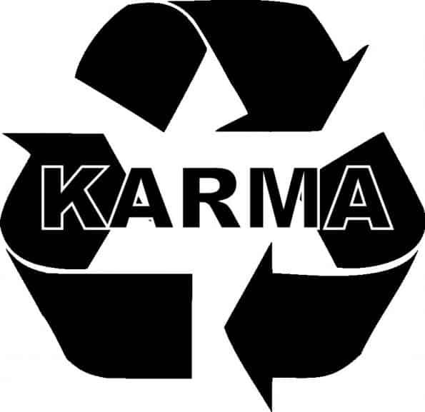 Karma, cierpienie i wyśmienita z nich uciecha. Maya Devi Georg