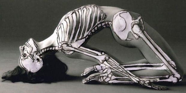 Sześć powodów, by nie mieć obsesji na punkcie ustawienia ciała w jodze. Maya Devi Georg