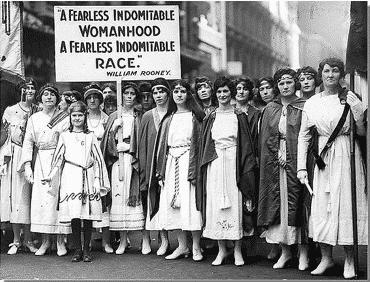 Joga jest z natury feministką