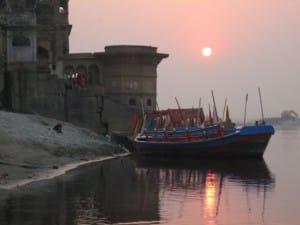 Jamuna święta rzeka bhakti joginów