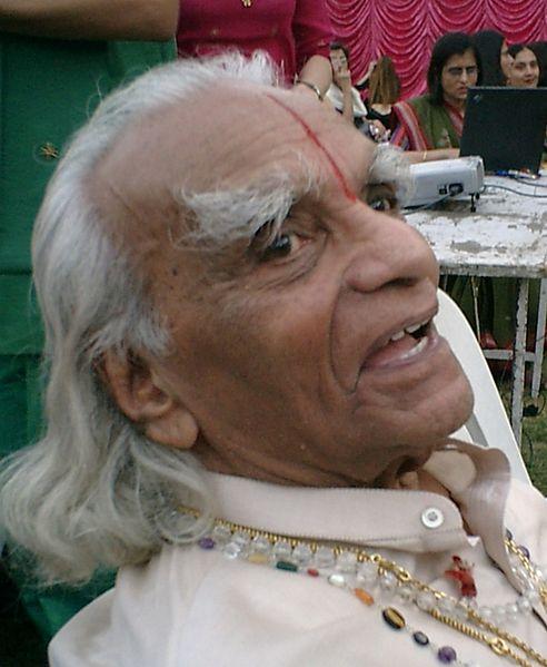 Odszedł B.K.S. Iyengar