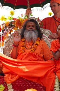 Swami  Maheshwaranand