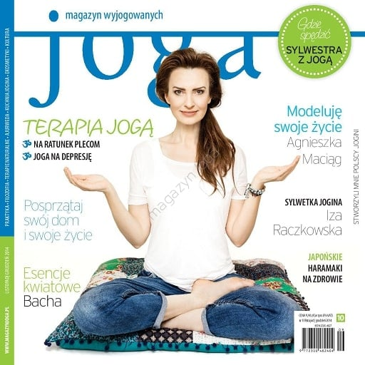 """Nowy magazyn """"Joga"""" już dostępny!"""