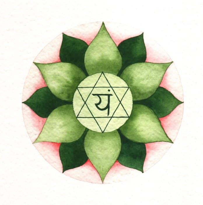 Anahata nazywana jest czakrą serca i jest ośrodkiem bezwarunkowej miłości. Patrycja Gawlińska