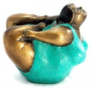 Podziw czy protekcjonalność? Maya Devi Georg