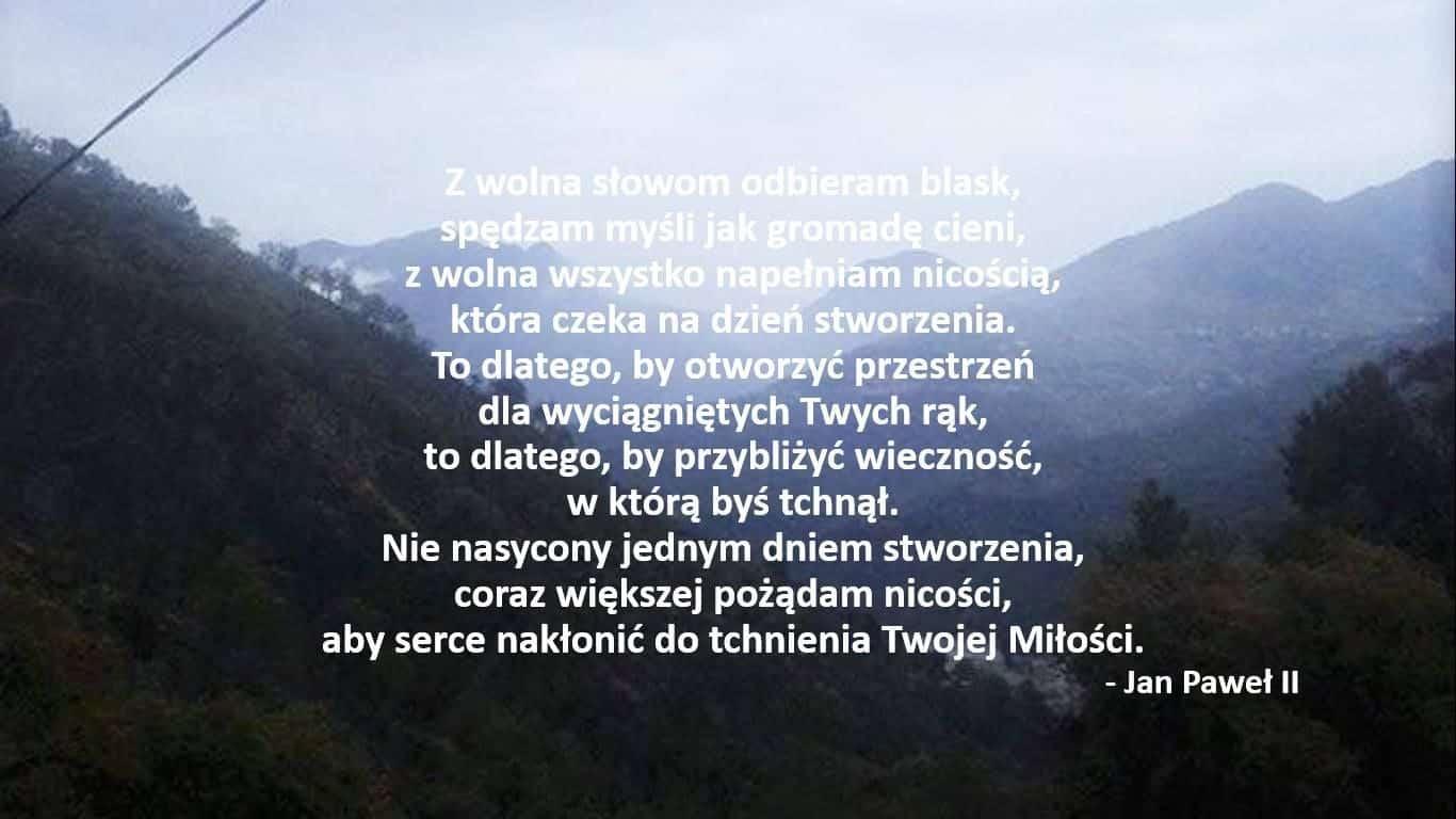 Medytacja. Nina Budziszewska