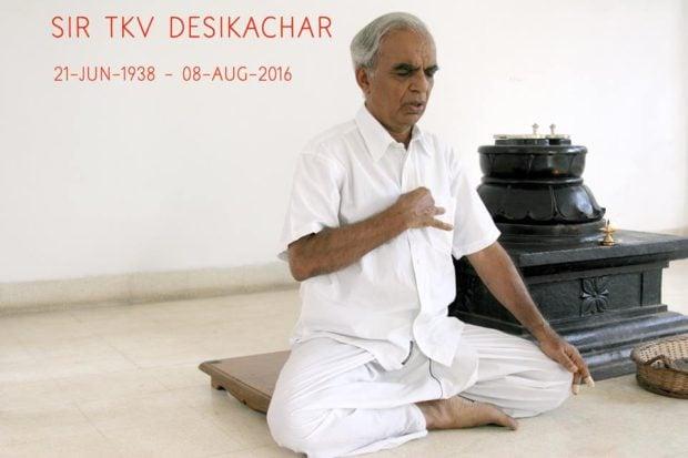 TKV Desikachar