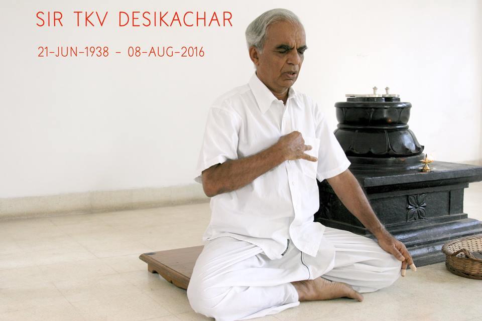 Zmarł T.K.V.Desikachar – wybitny terapeuta jogą, syn T. Krishnamacharyi