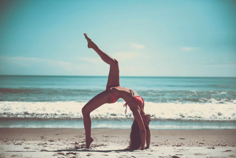 Jak praktykować jogę w upały? ~ Aneta Warszawa