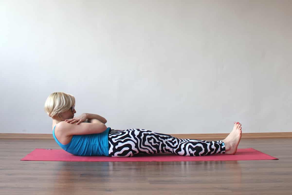 Ćwiczenia wzmacniające brzuch cz. 2 ~ Justyna Cilulko-Dołęga
