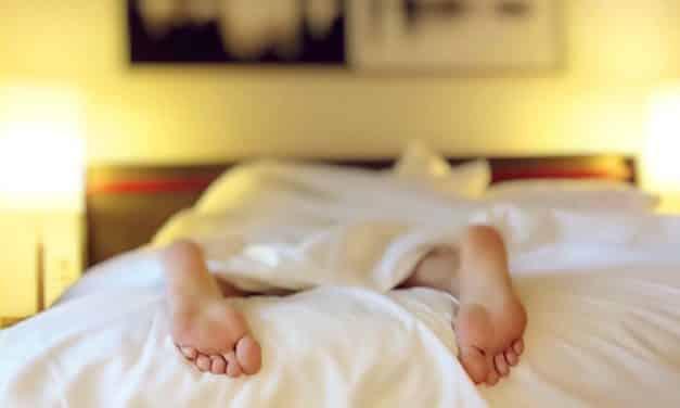Joga przy problemach zasypianiem – Aneta Warszawa