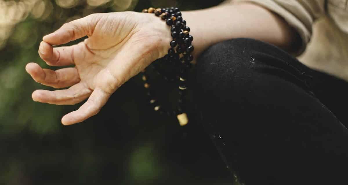 Wewnętrzna alchemia jogi: mudry i bandhy ~ Maciej Wielobób