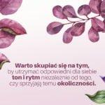 Zdrowie: w poszukiwaniu swojego rytmu i tonu (tekst i audio) ~ Maciej Wielobób