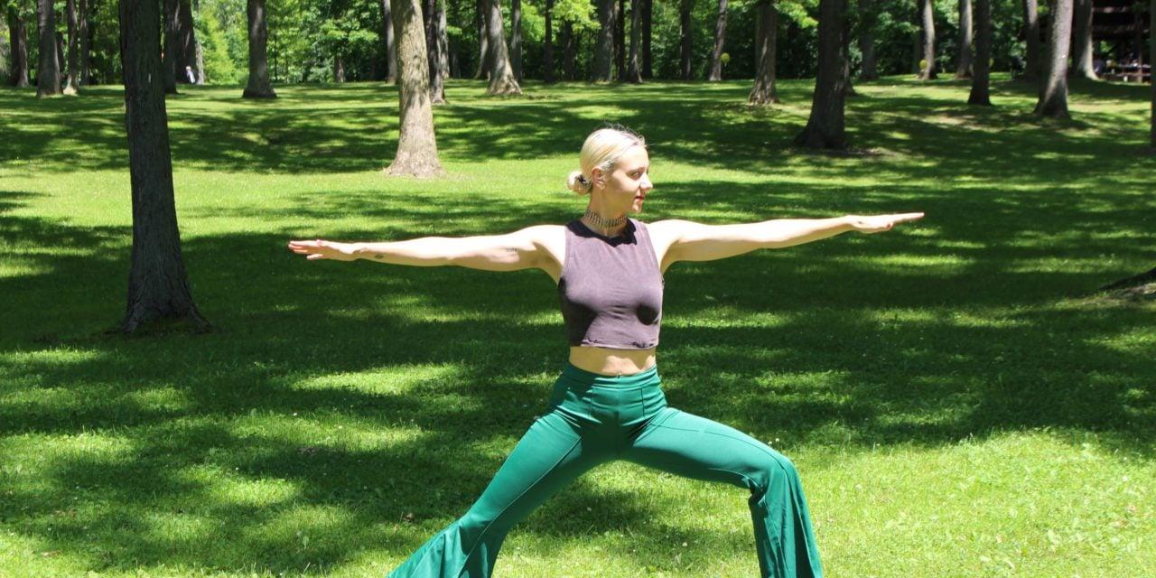 Joga jako forma neurotreningu – Nina Budziszewska